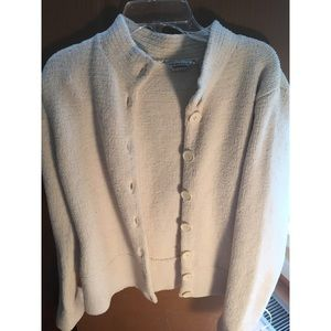 Chenille blazer / cardigan  - so soft and cozy!